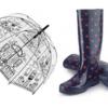 Trotseer winterweer met hippe regenkleding