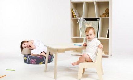 Nieuw bij Ecodesignmeubel: Kukuu kindermeubels