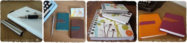 Een uniek notitieboek voor jezelf of als cadeau