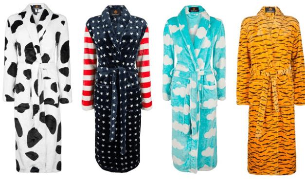 Hippe badjassen: fijn cadeau voor donkere dagen
