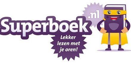 Dyslectisch of slechtziend? Superboek.nl laat je lezen met je oren!