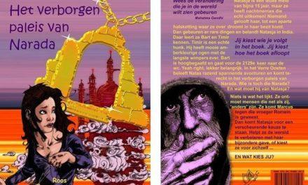 Cadeautip: een avonturenboek met unieke cover en eigen afloop