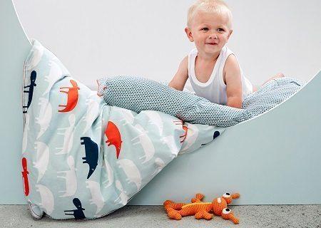 Nieuwe collectie Silly U voor baby- en kinderkamer