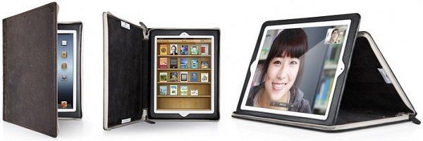 Vintage iPad case!