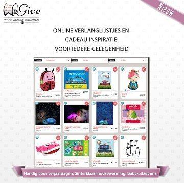 WeGive.nl maakt het geven en krijgen van cadeaus nóg leuker