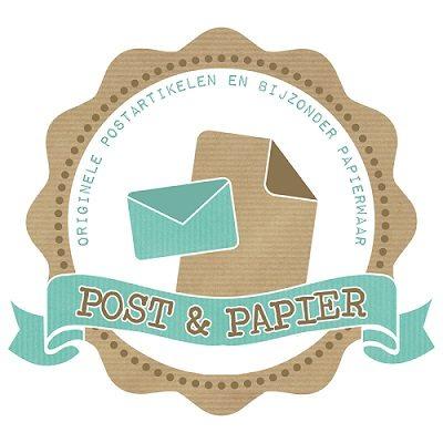 Webwinkel Post & Papier heropent virtuele deuren