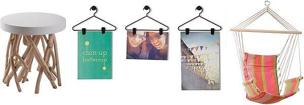 Meubels, behang en accessoires