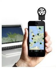 Shaka presenteert volledig weerstation voor smartphone