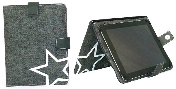 Gerecyclede ipad sleeve Hip and Blizz