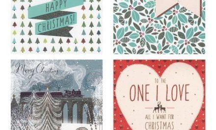 Klaar voor het nieuwe jaar met Muller kerstkaarten en kalenders