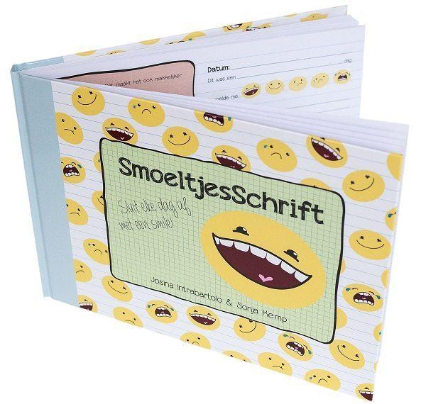 SmoeltjesSchrift: invuldagboek voor gevoelige kinderen