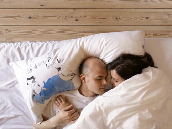 Tweepersoons kussensloop: perfect voor Valentijnsdag