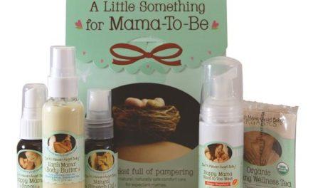 Earth Mama Angel Baby: luxe geschenken voor nieuwe moeders