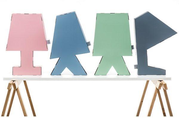 Dutch Design Brand breidt collectie uit met Dutch Design Lamp