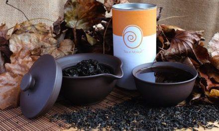 Tea in Motion: zoveel meer dan water met een smaakje