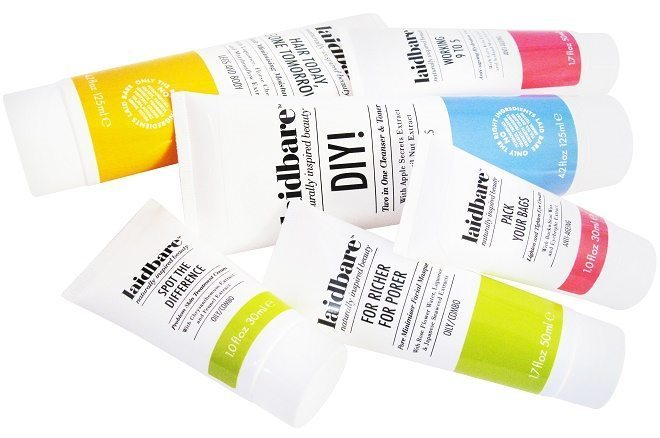 Laidbare: betaalbare, eco-chique beautyproducten