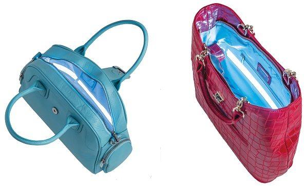 Tassenboetiek - Damestas met ledverlichting