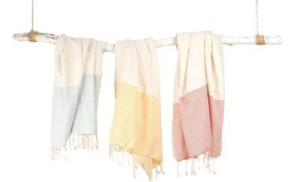 Happy Towels verovert Nederland met extra lange hamamdoeken