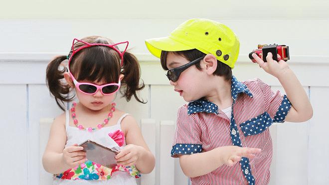 Unieke en supercoole onbreekbare zonnebrillen