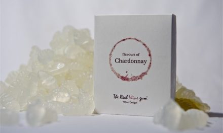 Winnen: Exclusief doosje witte Chardonnay Winegums