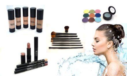 Mooie en verantwoorde make-up