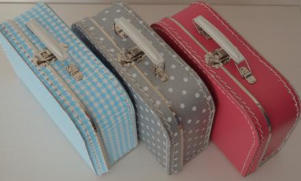 Winnen: Kinderkoffertje in je favoriete kleur