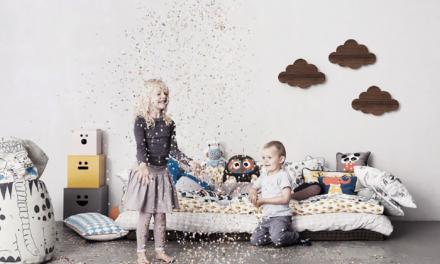 Hippe meubels, accessoires en cadeaus voor de kleine generatie