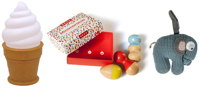 De kleine generatie - cadeaus
