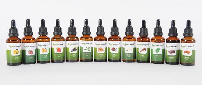 Greensweet-stevia - natuurlijke zoetstof