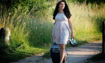 Alleen handbagage: slim en snel