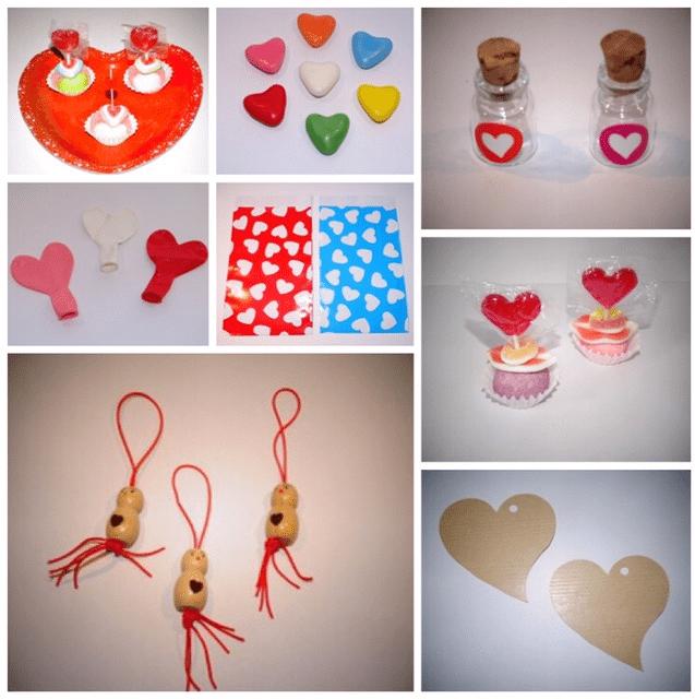 Verras je Valentijn met een leuke traktatie