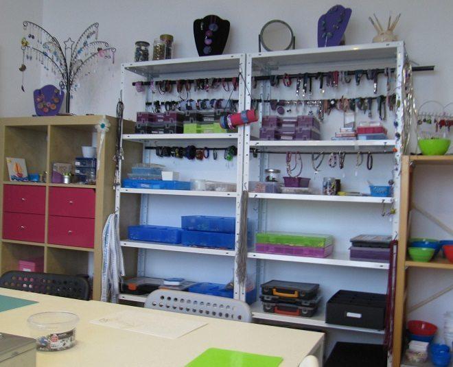Werkplek Atelier Geejee