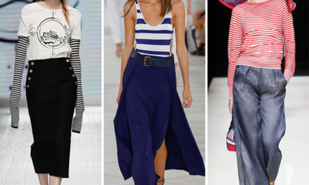 Trend: New Nautical