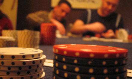 Fan van poker? Zo maak je een originele pokerkamer!