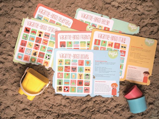 Creatief op vakantie met deze knutselpakketten