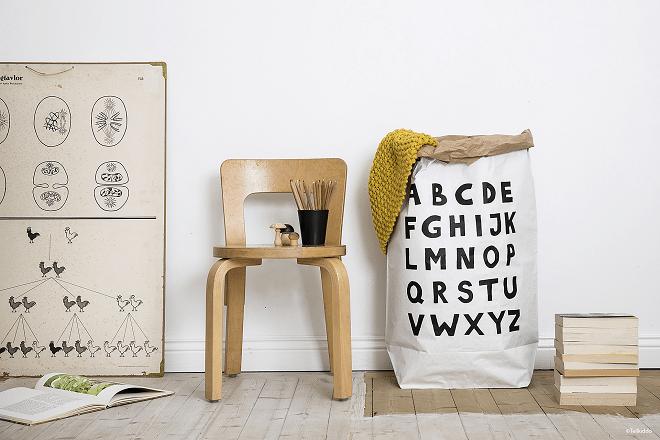 Speelse commodes, heerlijke kussens en Zweeds design