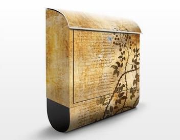 Design brievenbuss secret feelings