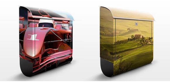 Met deze design brievenbussen maak je indruk op de postbode