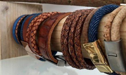 B&L Steel armbanden voor mannen en vrouwen