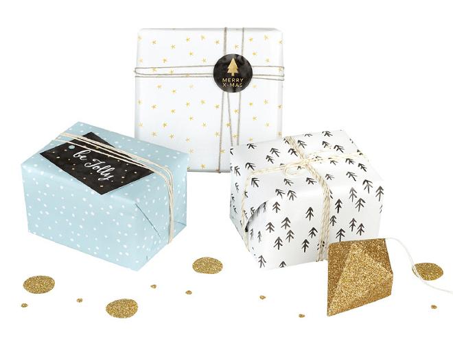 Geef het ultieme cadeau met het pakpapier van Hooray & Thanks