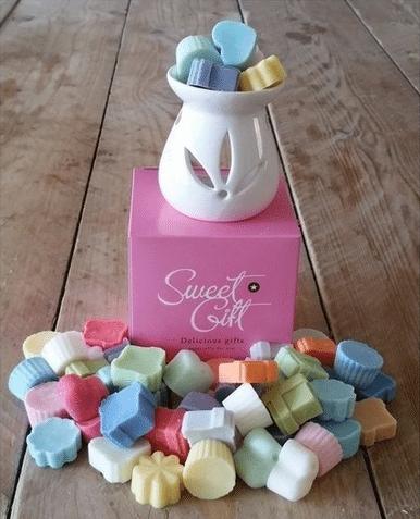 Geef je huis een heerlijk frisse geur met de Smellies van Made by Dena