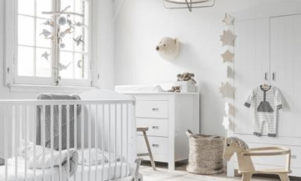Maak de mooiste babykamer voor je kleintje!