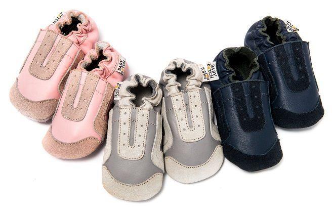 Baby Dutch presenteert collectie babyslofjes met sneakerlook