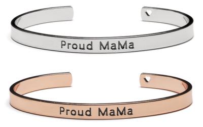 Proud MaMa komt met bangle armbanden voor hippe mama's (to be)