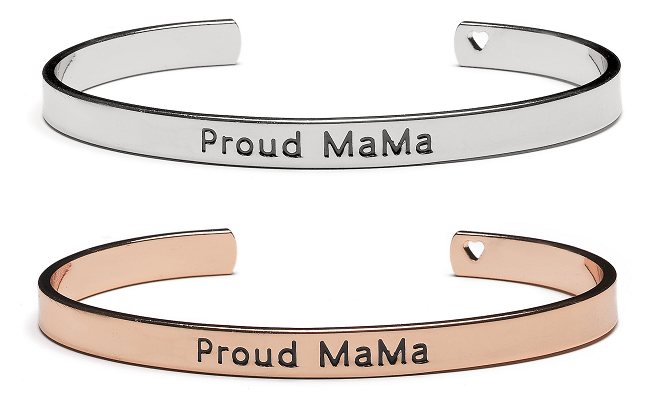 Proud MaMa komt met bangle armbanden voor hippe mama's (to be)