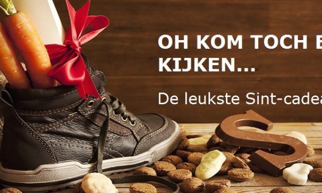 Favoriete Sinterklaascadeaus!
