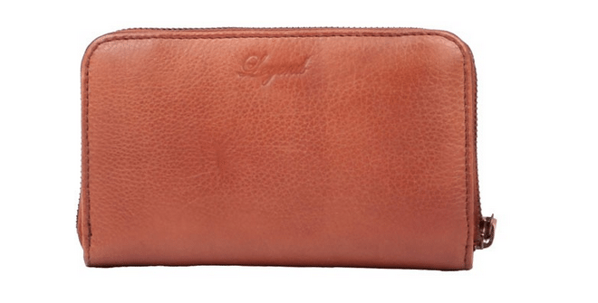 Wallet Jersey Brown - Leatherlicious
