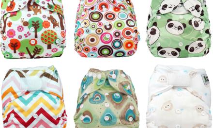 PandaBaby presenteert nieuwe collectie wasbare luiers met hippe prints