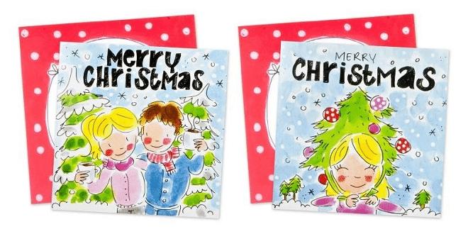 Verstuur hartverwarmende kerstkaarten