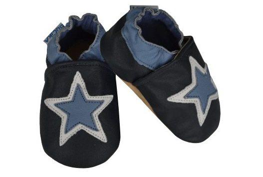 Blue star slofjes bucika